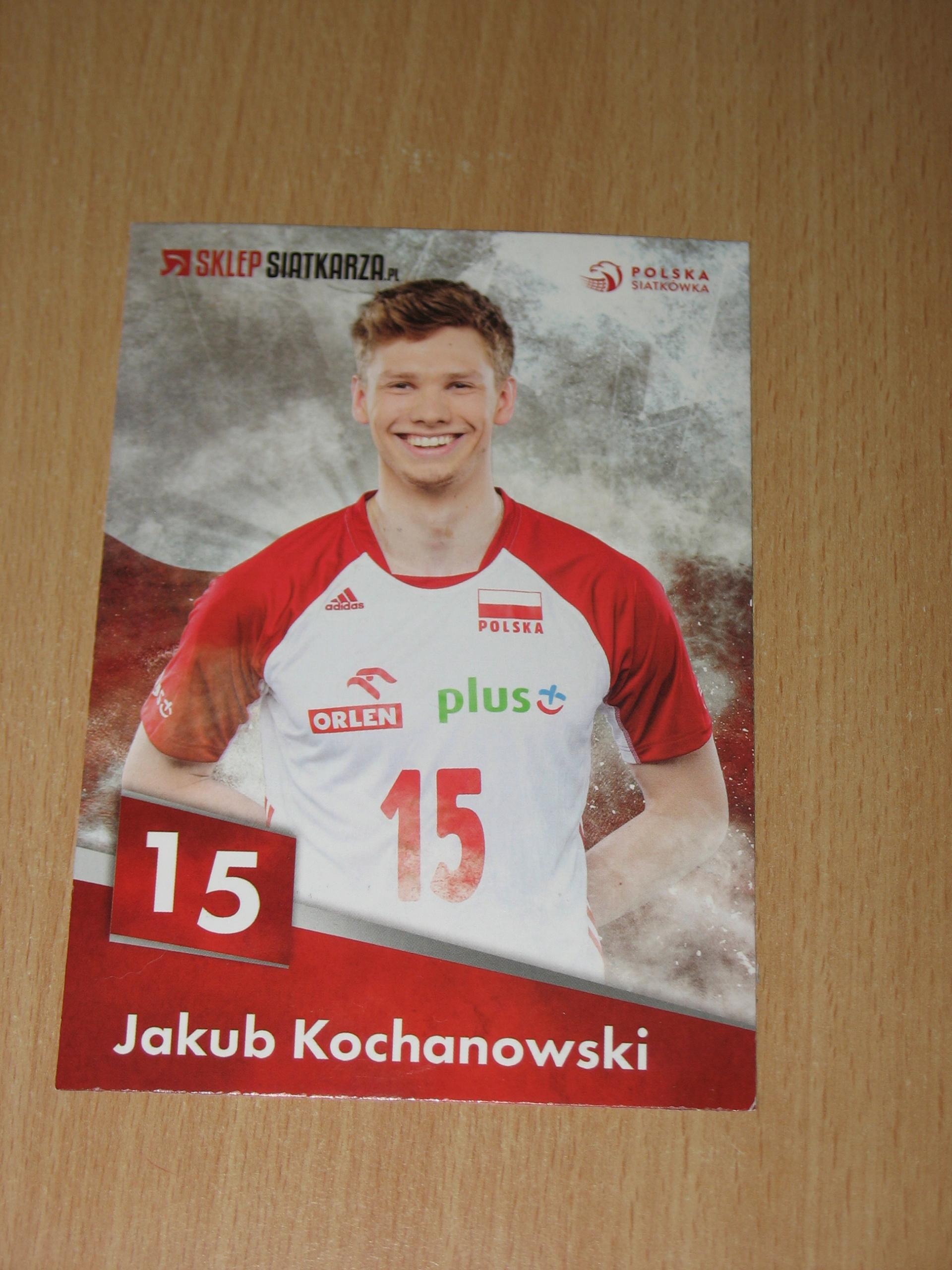Polska Siatkówka - fotos , Jakub Kochanowski