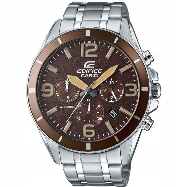 Zegarek męski Casio EFR-553D-5b+GRAWER