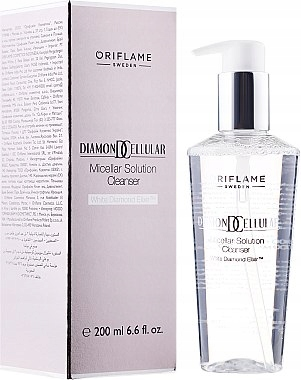 Płyn micelarny Diamond Cellular poj 200ml z pompką