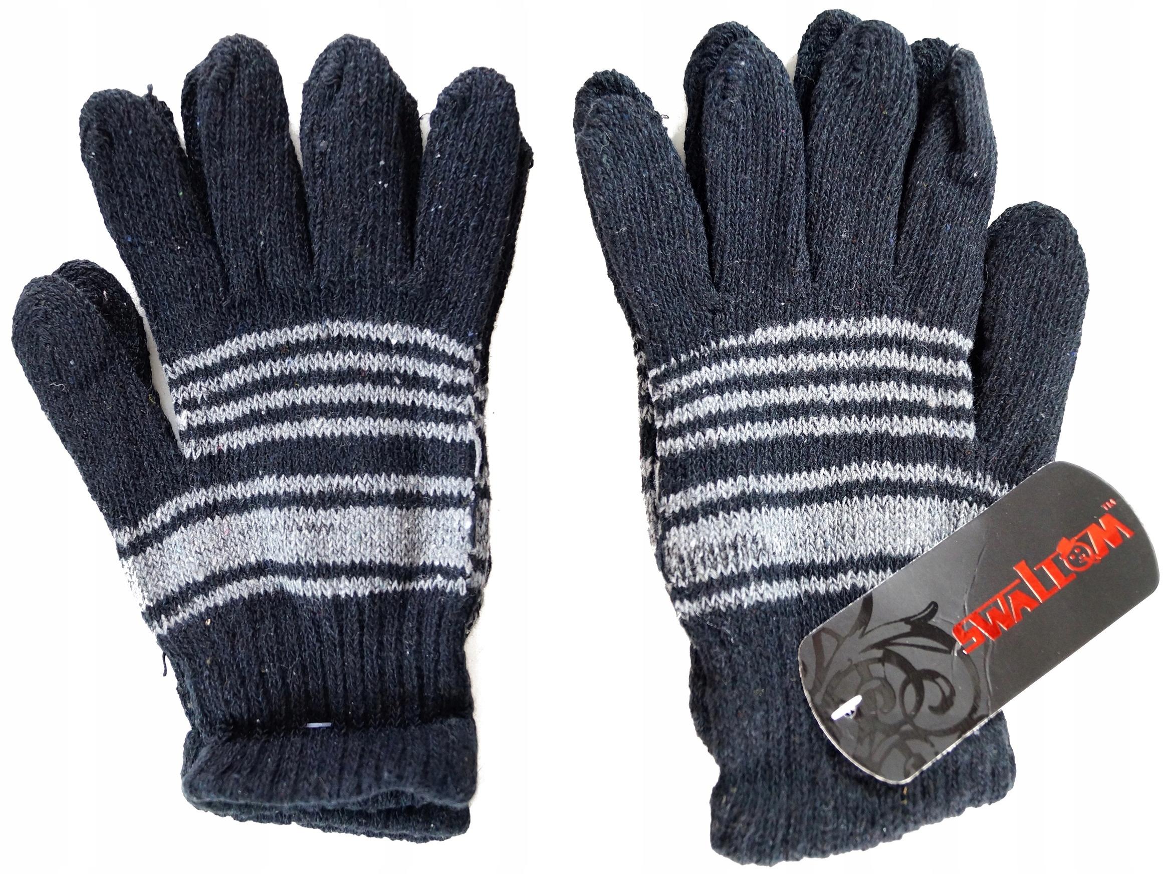 Rękawiczki rękawice damskie / męskie - one size