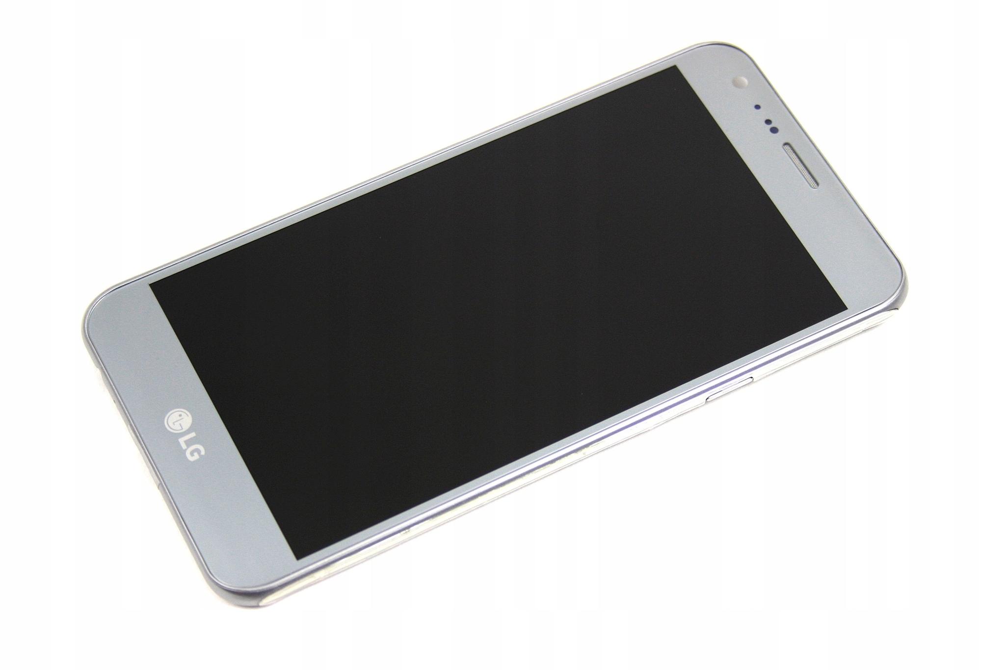 LG X CAM K580 LCD DIGITIZER RAMKA WYŚWIETLACZ