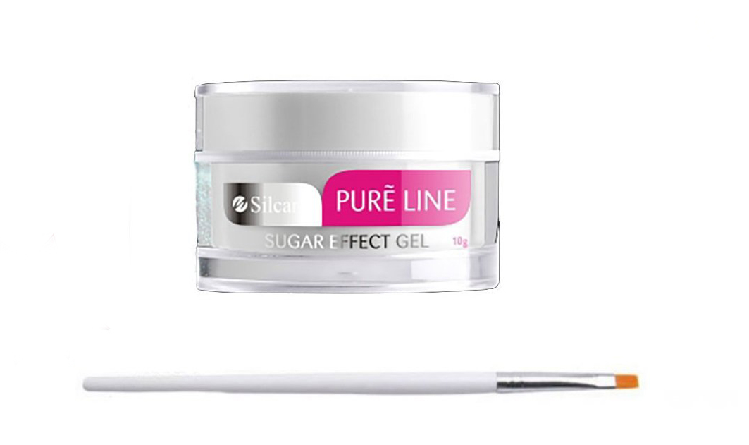 SILCARE ŻEL DO ZDOBIEŃ PURE LINE SUGAR EFFECT