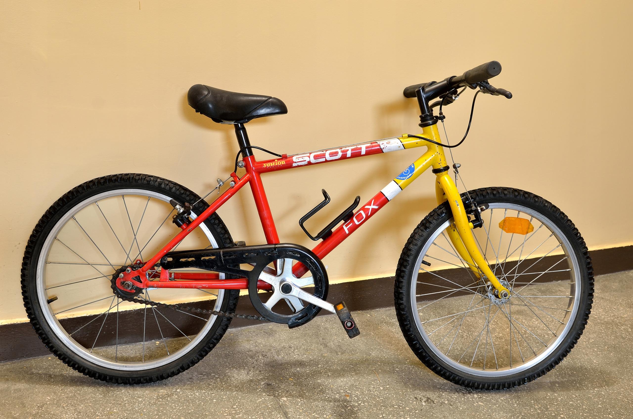 """Rower dziecięcy scott fox 20"""""""