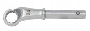 Klucz oczkowy jednostronny odgięty 46mm W77A146