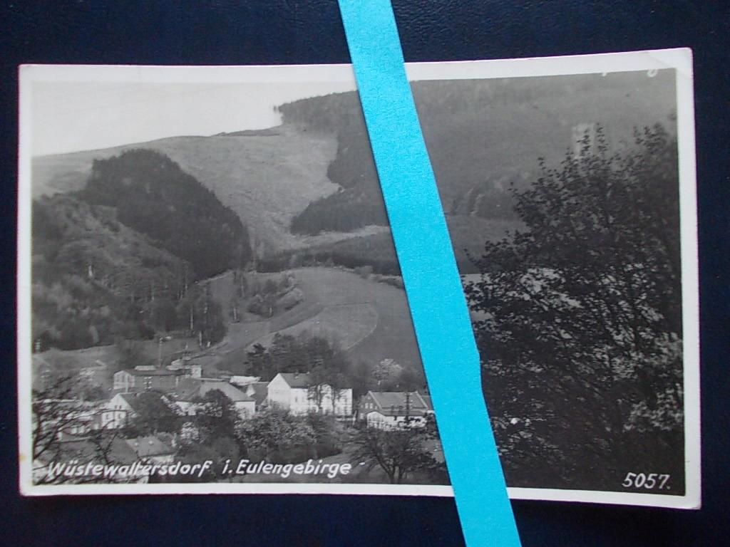 Walim Wustewaltersdorf panorama zdjęciowa