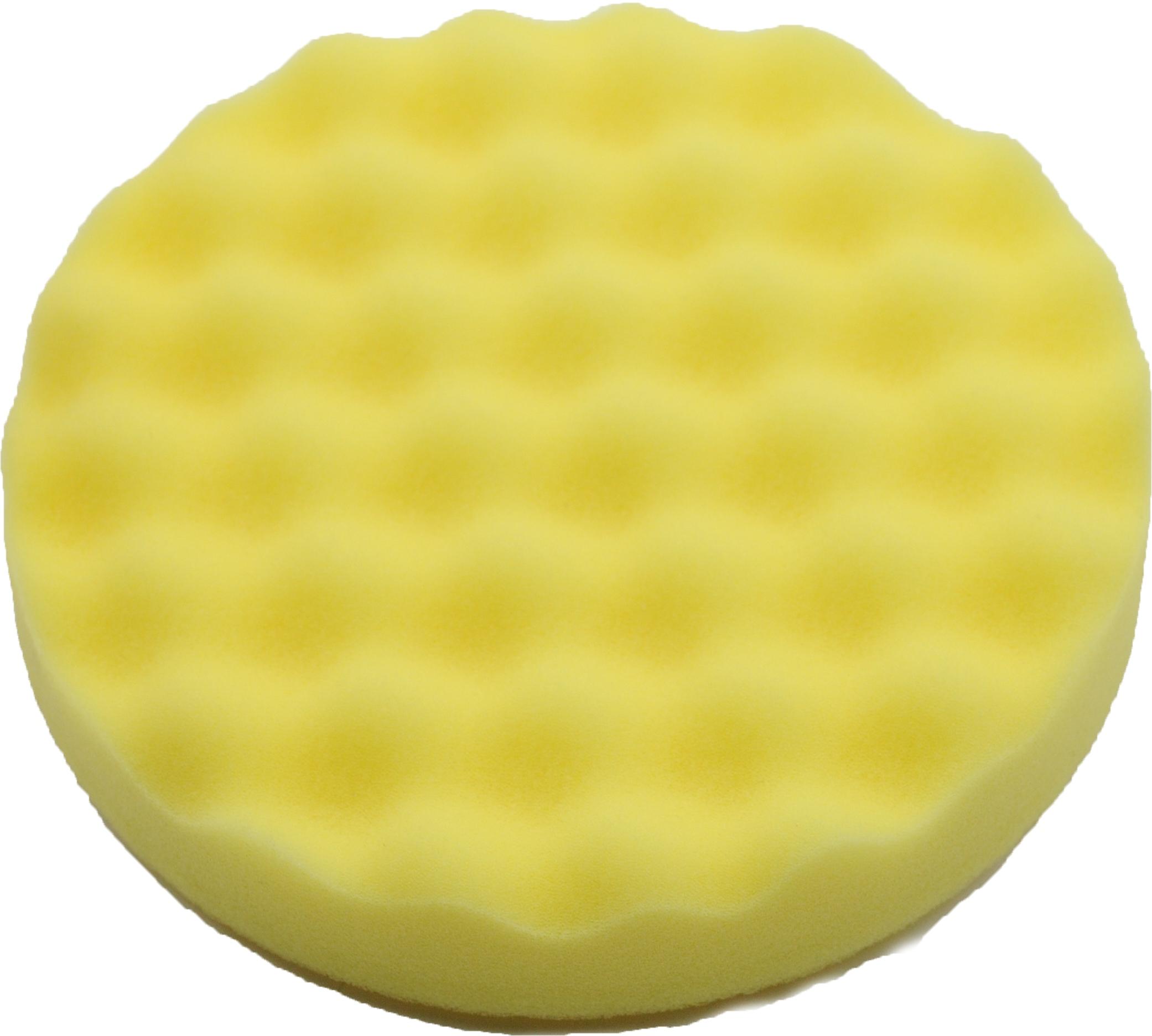 3M Gąbka polerska zółta, 3M Pad polerski 50488