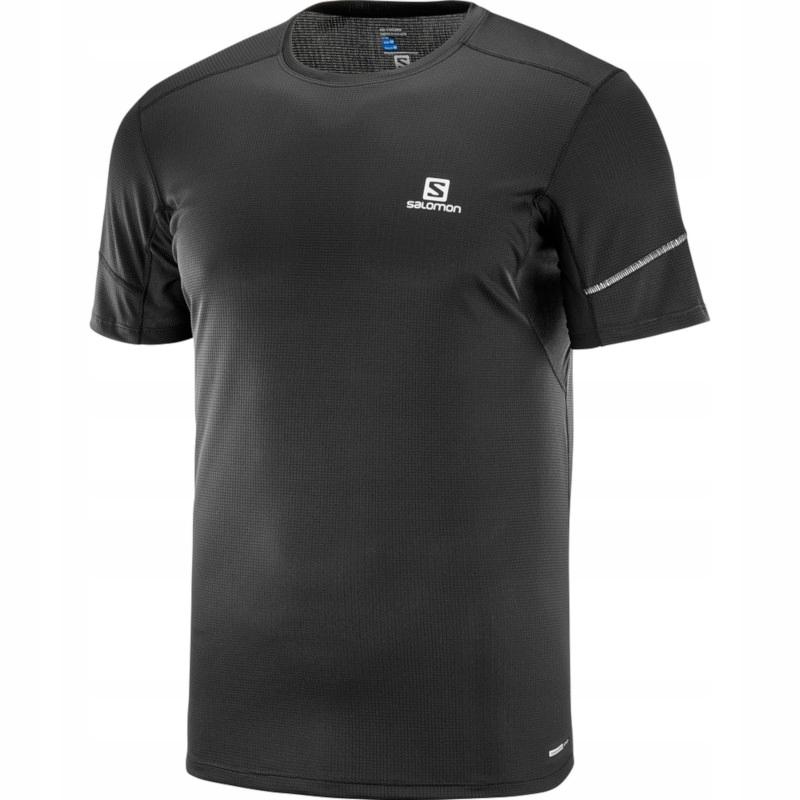 Koszulka Salomon Agile Black r. XL