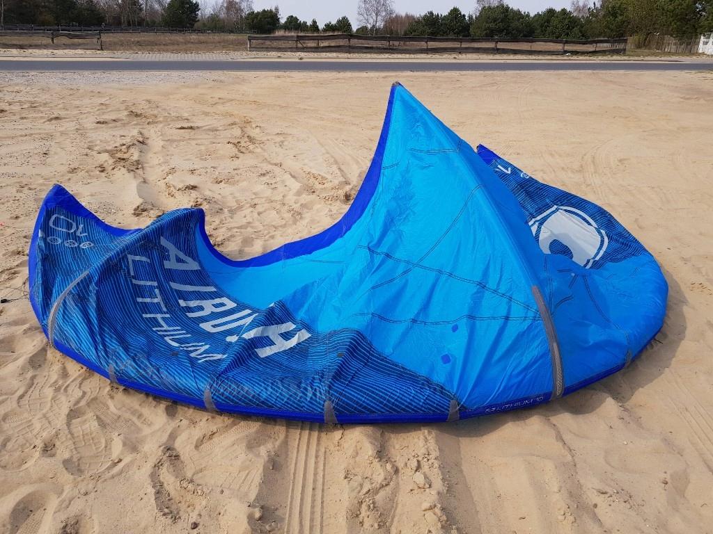 Kite Airush Lithium 10