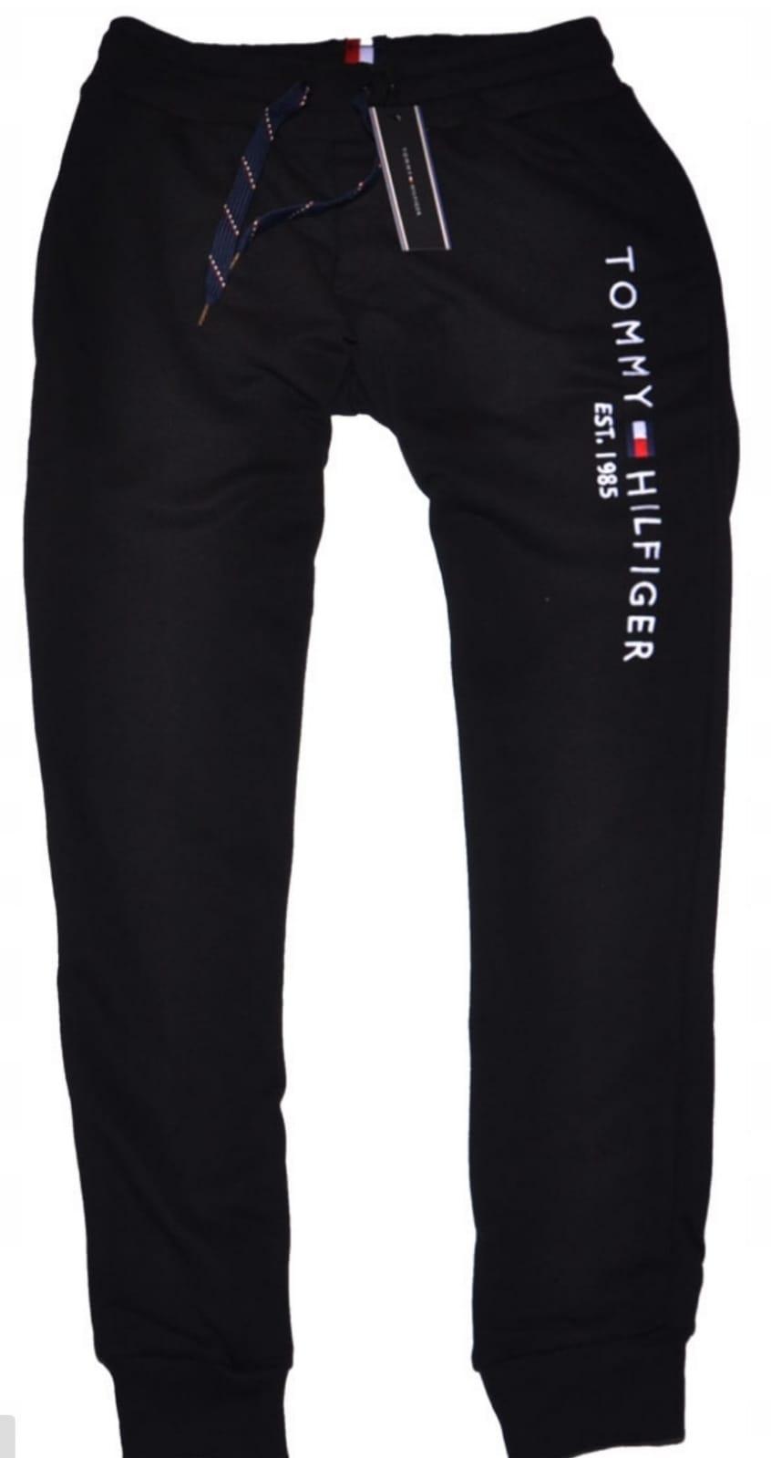 Nowe spodnie dresowe TOMMY Hilfiger rozXXL