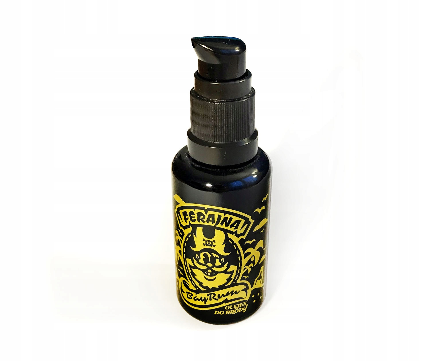 Olejek do Brody Ferajna Bay Rum - 30ml - PAN DRWAL