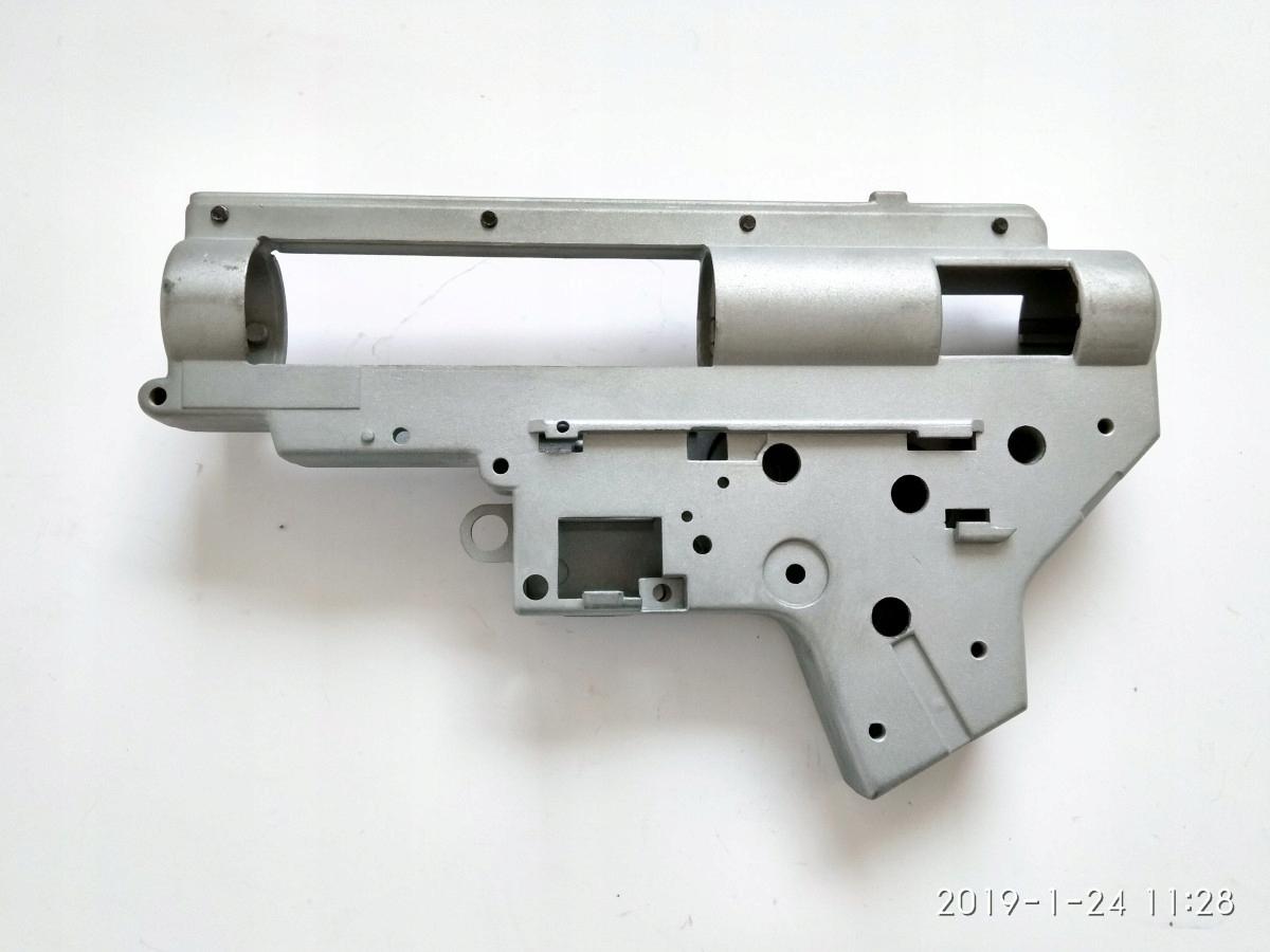 Classic Army Szkielet gearboxa v2 6mm Z ŁOŻYSKAMI