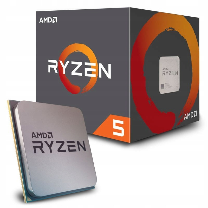AMD Ryzen 5 1400 3,2 GHz (Summit Ridge) Sockel AM4