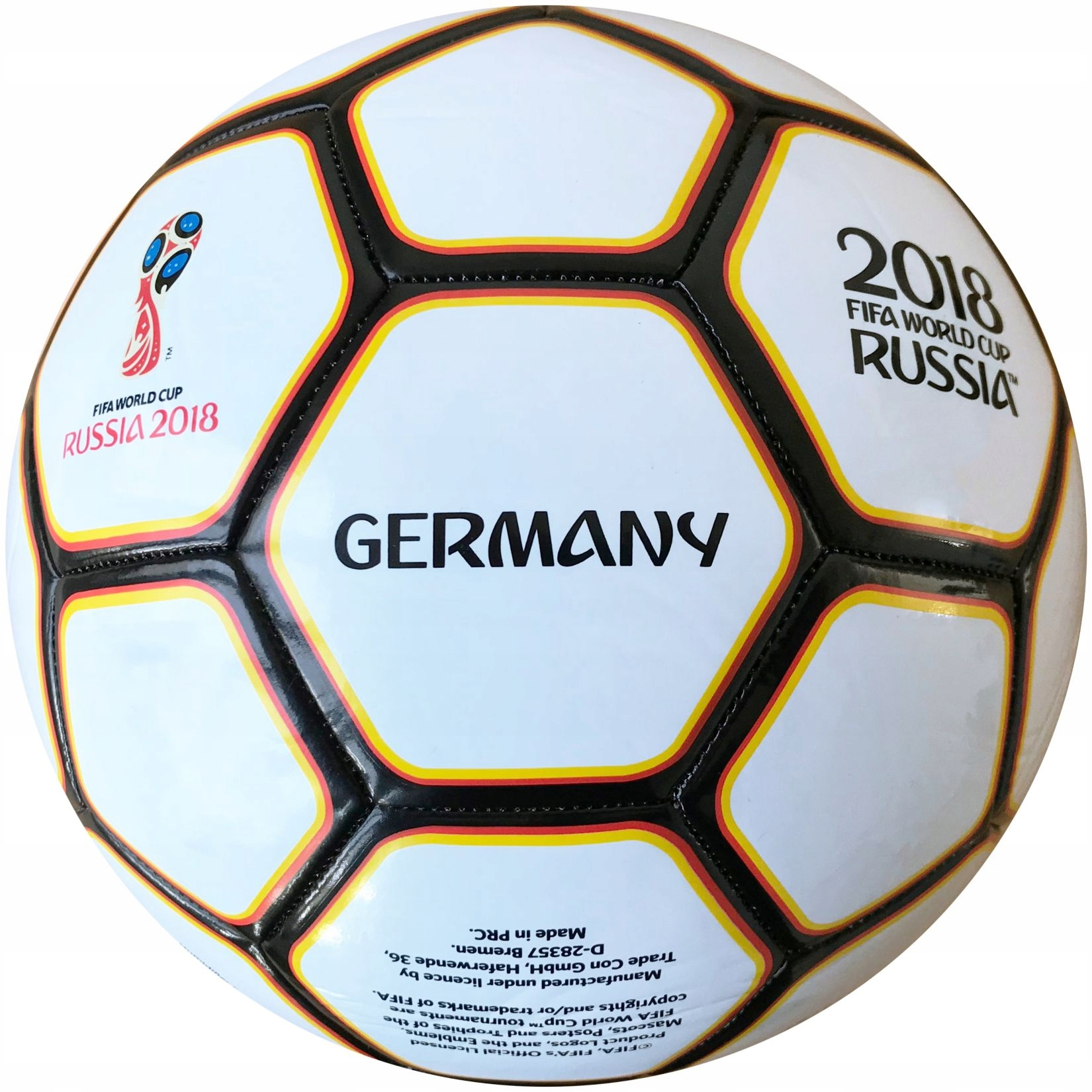 Piłka FIFA WORLD CUP 2018 ROSSIA GERMANY