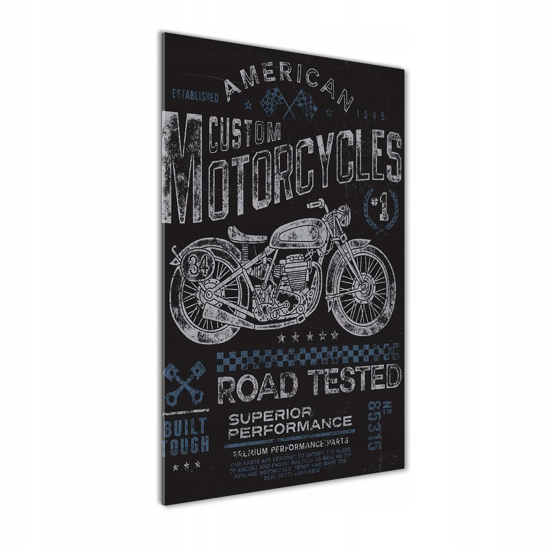 Foto obraz szkło hartowane Motoryzacja 70x140 cm