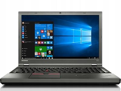 LENOVO W541 i7-4810MQ 32GB 256SSD+500 K1100M FHD
