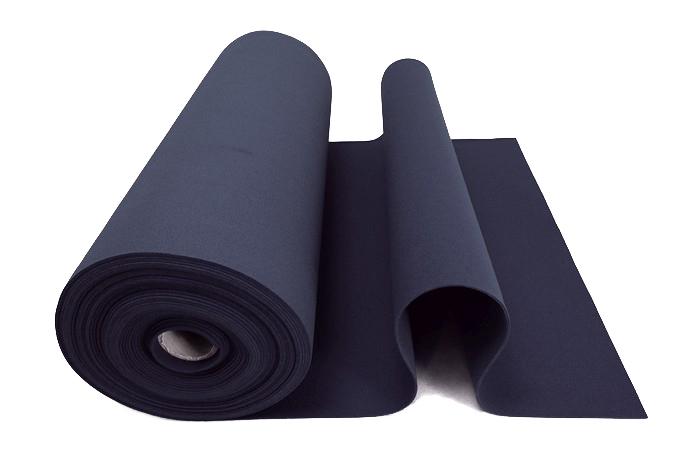 Filc GRANATOWY PREMIUM na torebki 4 mm 600 g/m2