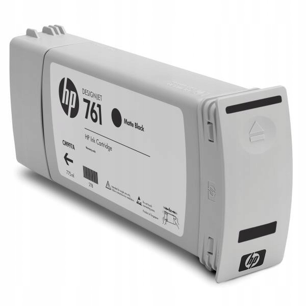 HP oryginalny ink CM997A, matte black, 775ml, HP 7