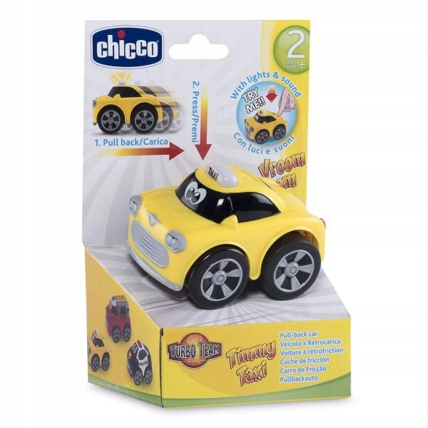 CHICCO Taxi samochodzik z napędem.Super zabawka!