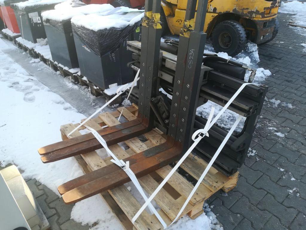 Paletyzer na dwie palety Kaup 2T429 ID OS234 wózek