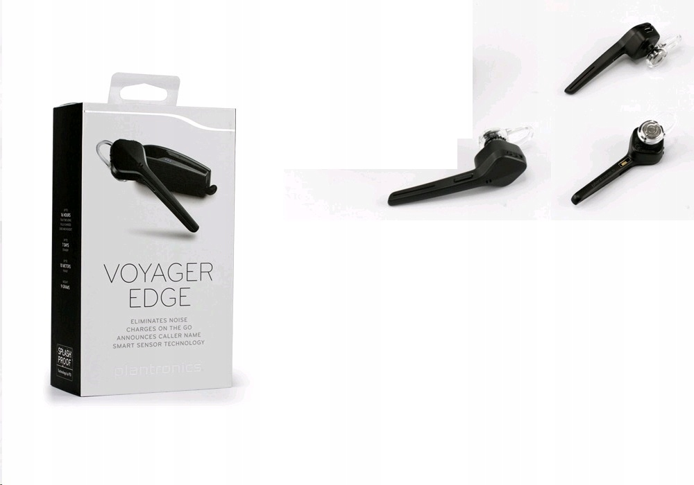 Słuchawka Bluetooth Plantronics Voyager EDGE
