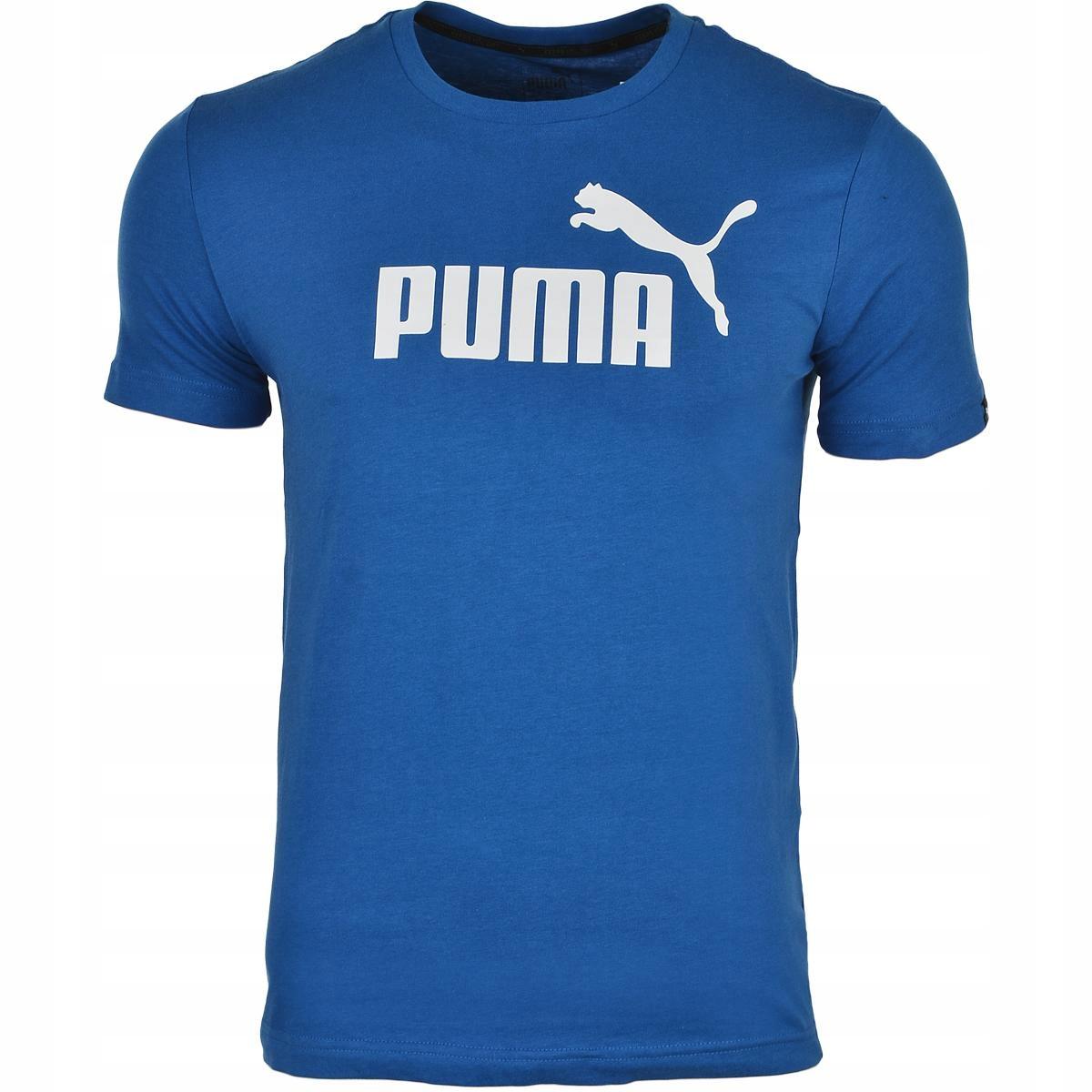 e1aa3039d T-shirt PUMA Koszulka Męska (838241-75) L - 7404944922 - oficjalne ...