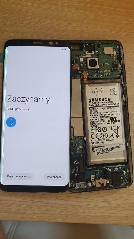 Wyświetlacz SAMSUNG Galaxy S8 G950 AMOLED