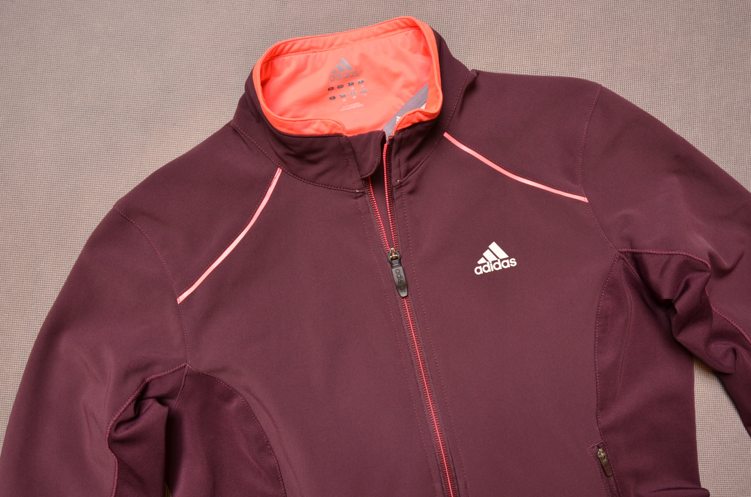 ADIDAS RUNNING WINDSTOPPER SOFTSHELL ADISTAR 36 S