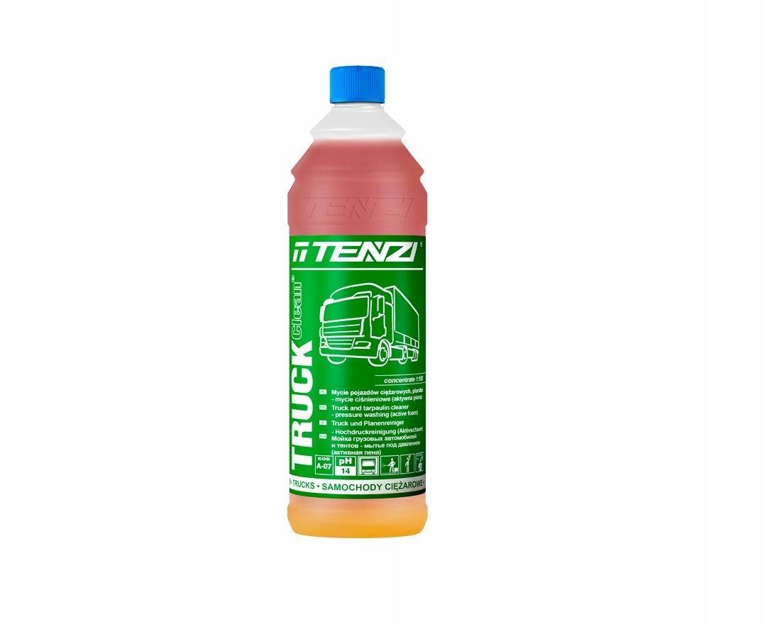 TENZI TRUCK CLEAN MOCNO ZABRUDZONE POJAZDY TIR 1 L