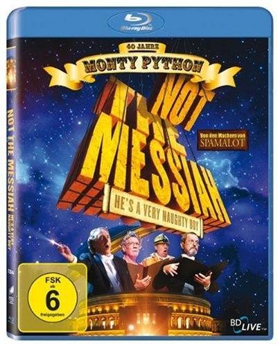 Monty Python Mesjasz [Blu-ray] Not The Messiah /PL