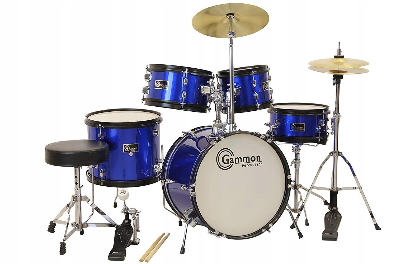 Perkusja akustyczna ZESTAW Gammon