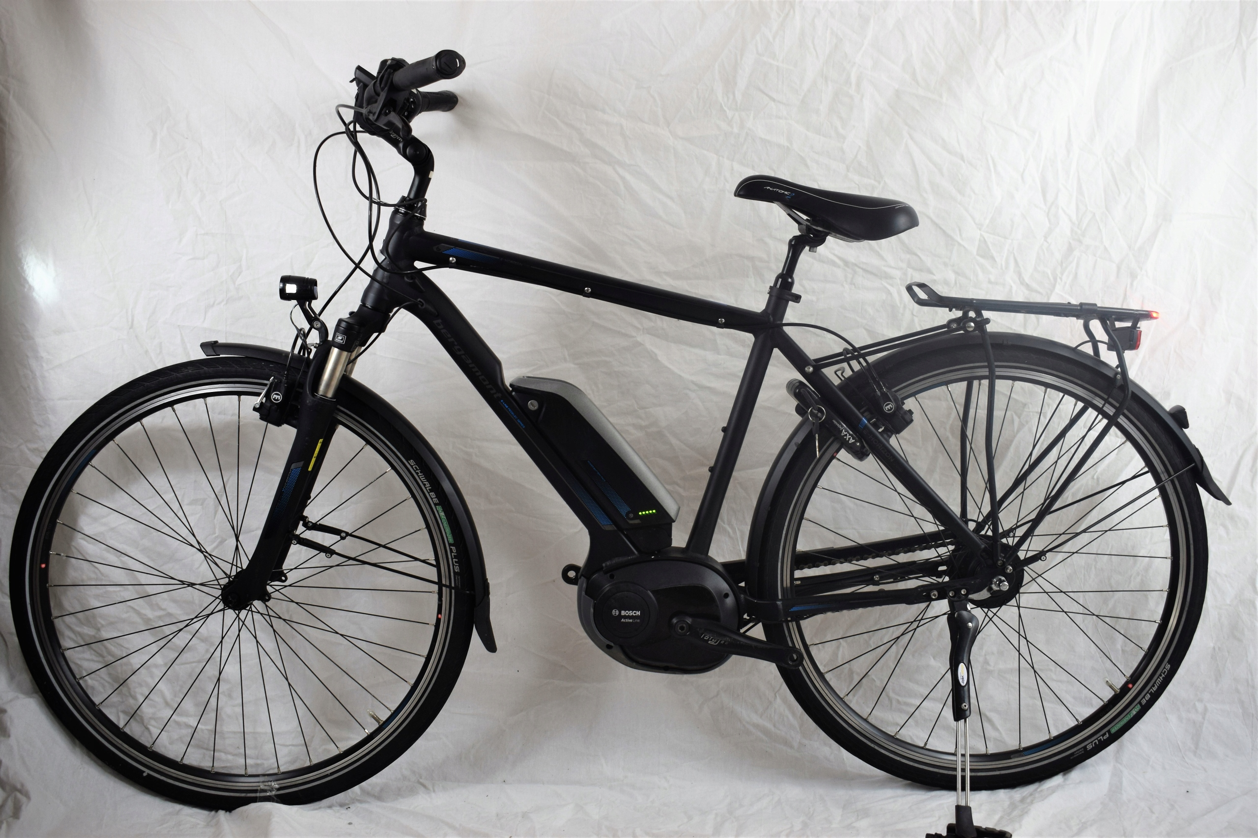 Rower Elektryczny Bergamont Bosch Jak Nowy 28* HIT