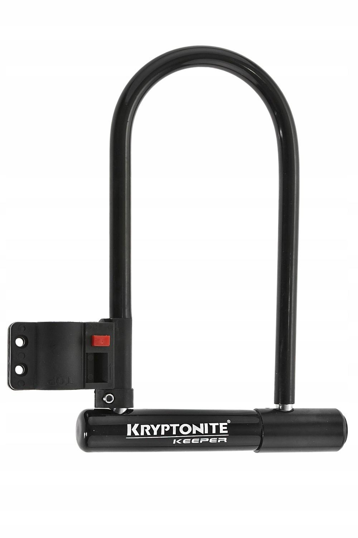 Zamknięcie rowerowe KRYPTONITE KEEPER 12 z uchwyte