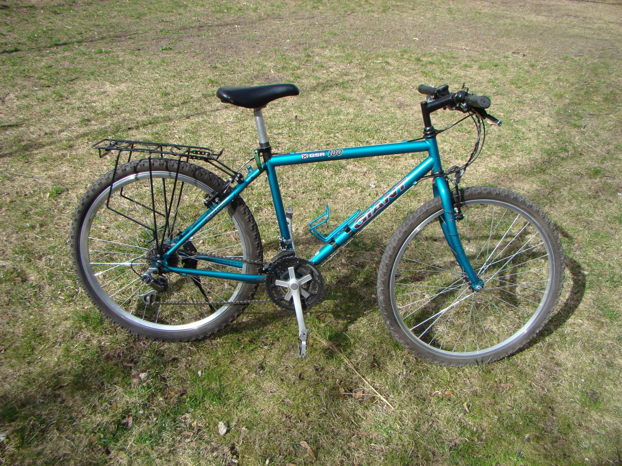 Rower Giant młodzieżowy 26'