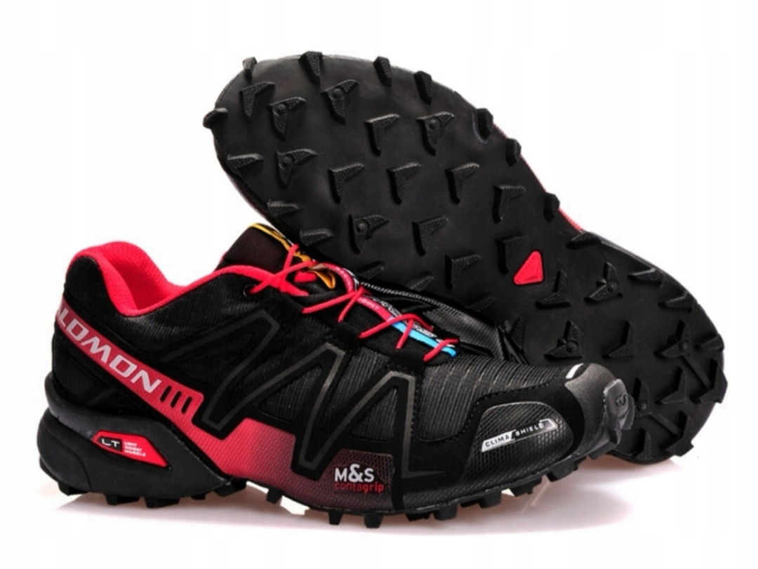BUTY SALOMON SPEEDCROSS 3 trekkingowe do biegania