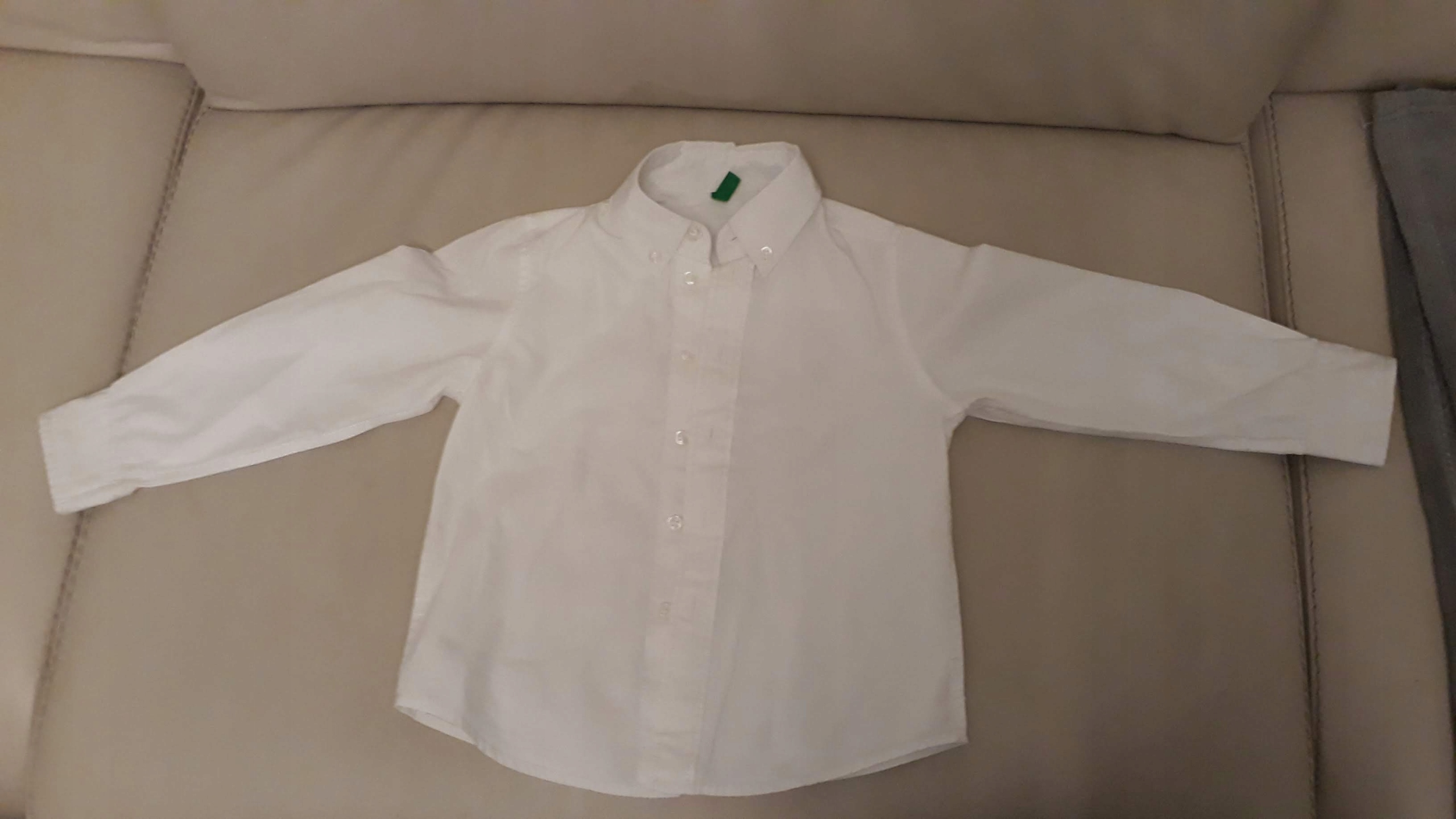 Koszula biała Benetton