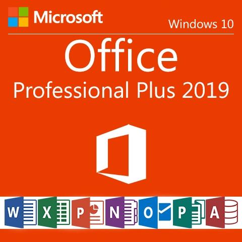 Microsoft Office 2019 Pro plus DOŻYWOTNI DOSTĘP
