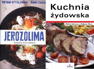 Jerozolima Książka Kucharska Kuchnia żydowska 7480725141