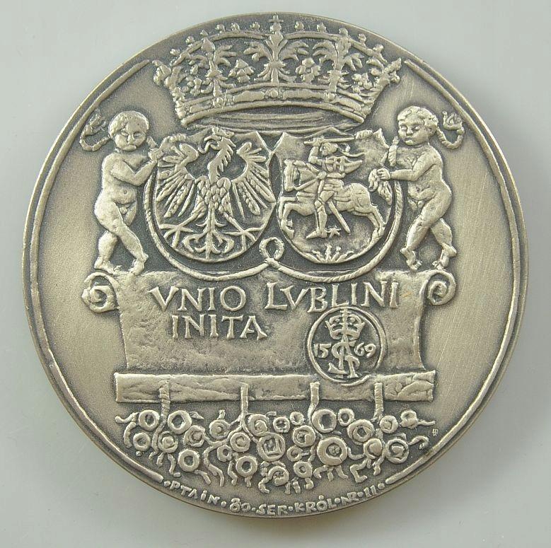 Medal - PTAiN - Seria Królewska #6