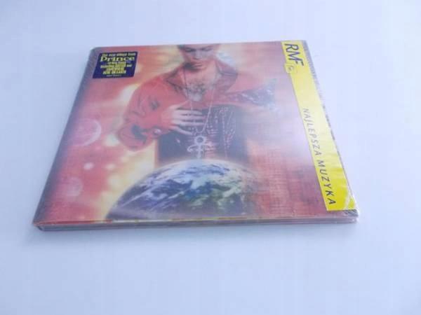 PLANET EARTH - Prince - CD - Nowa