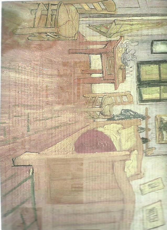 Van Gogh Sypialnia Van Gogha W Arles 7358279390