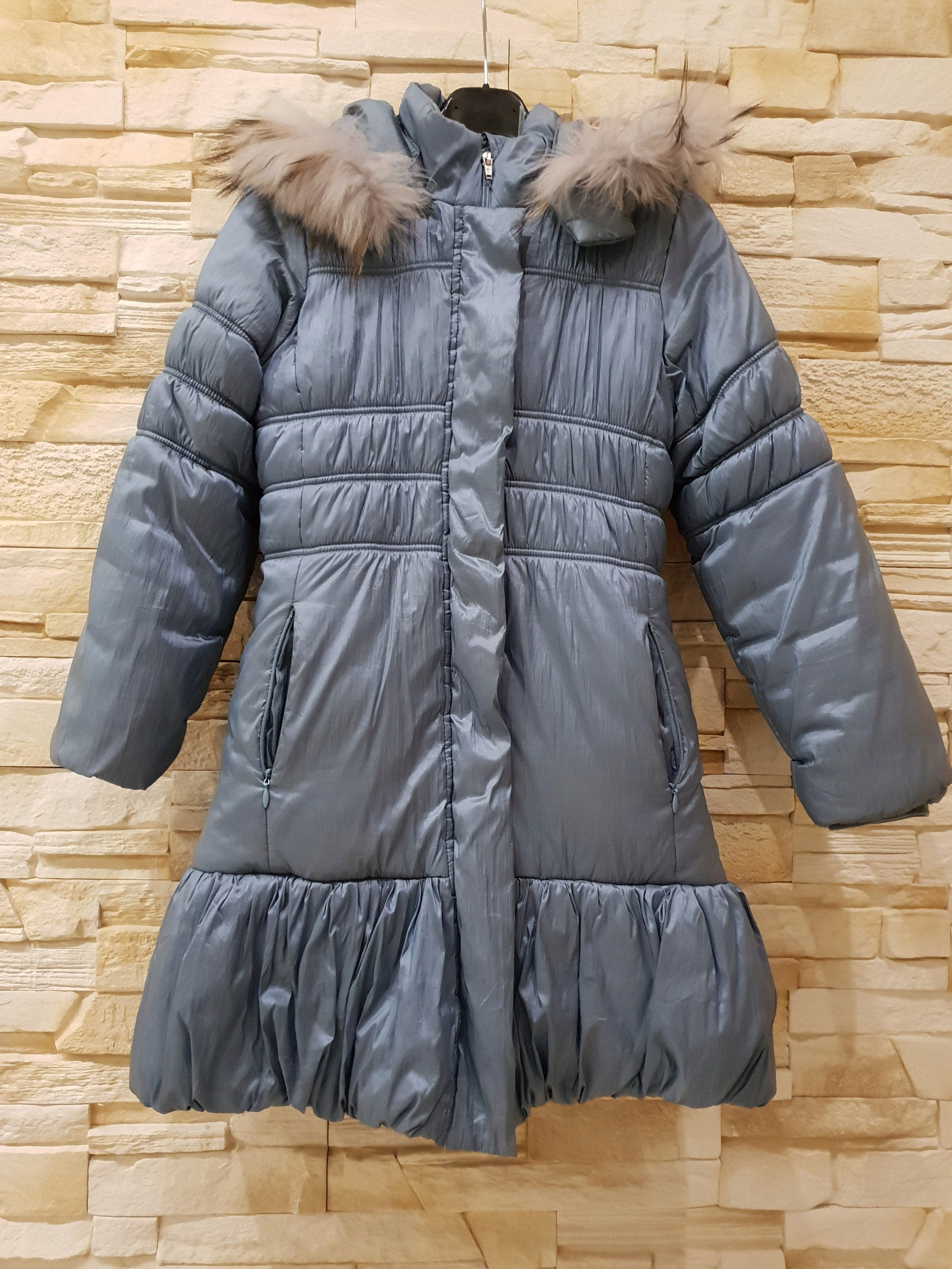 Zimowy płaszczyk Wójcik - 140