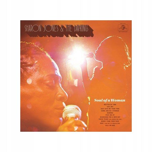 Sharon Jones +The Dap-Kings - Soul of a Woman (LP)