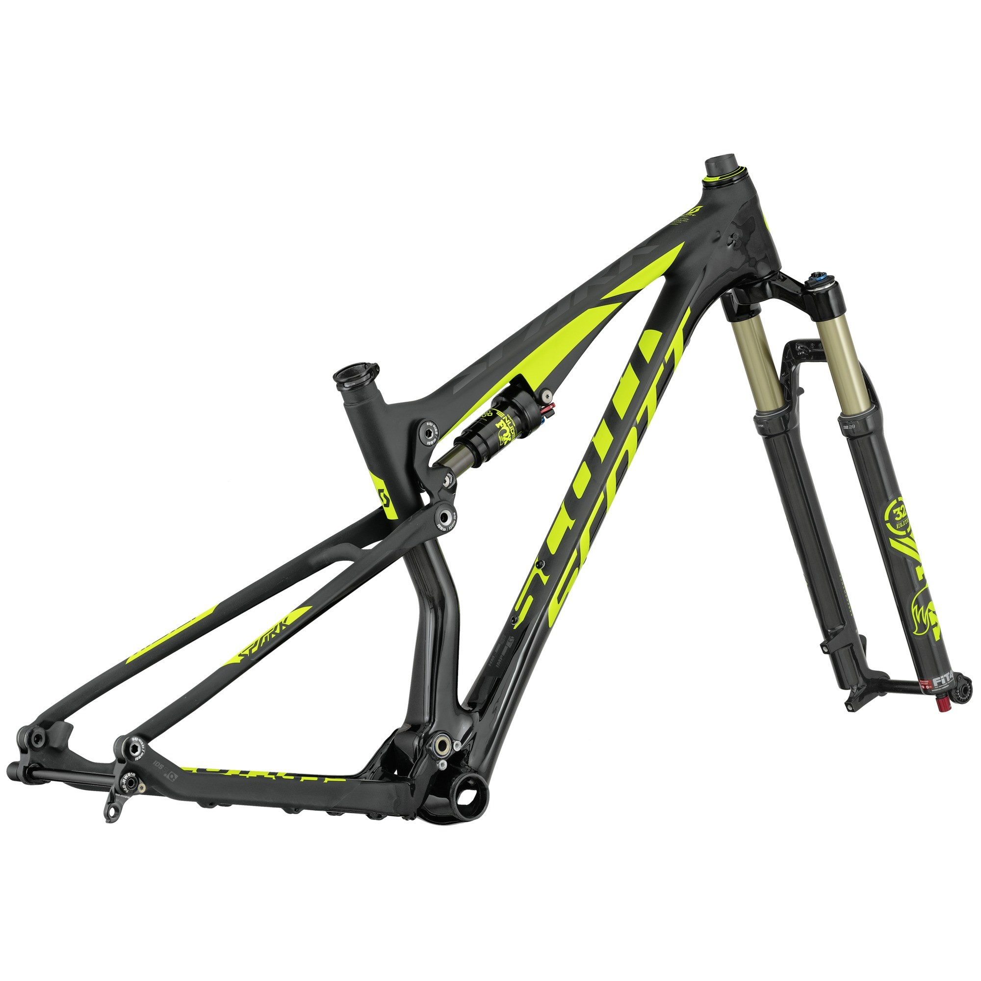 2016 Scott Spark 900 RC frameset nowy