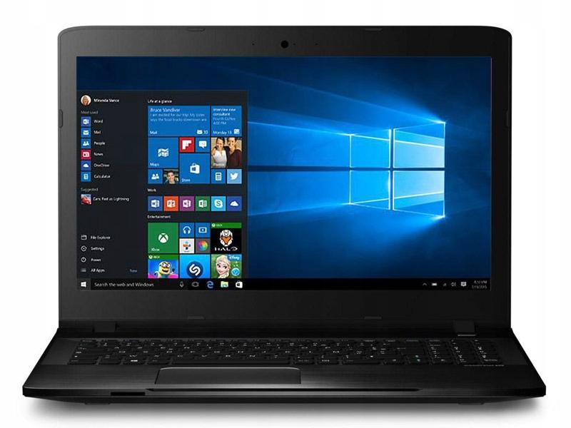 Laptop 1510 i5-5200U 2x2,7 4GB 1TB R7 M260 Win10