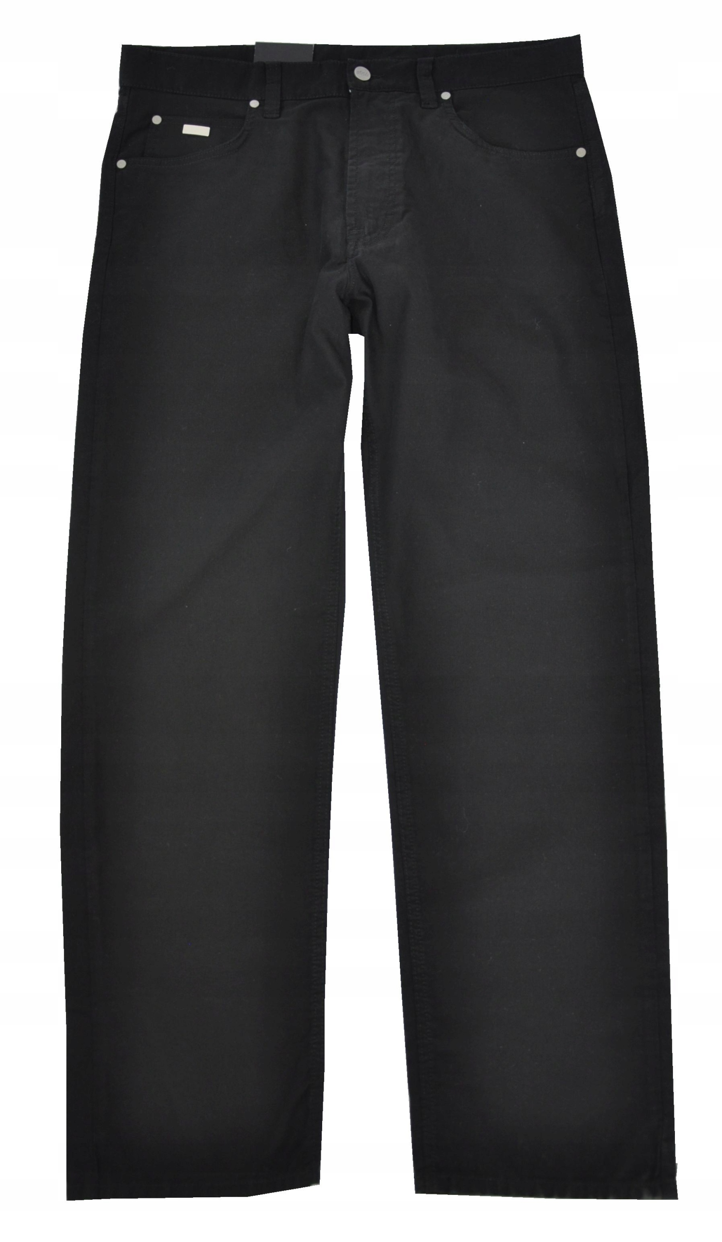 HUGO BOSS spodnie męskie comfort fit 36/32 czarne