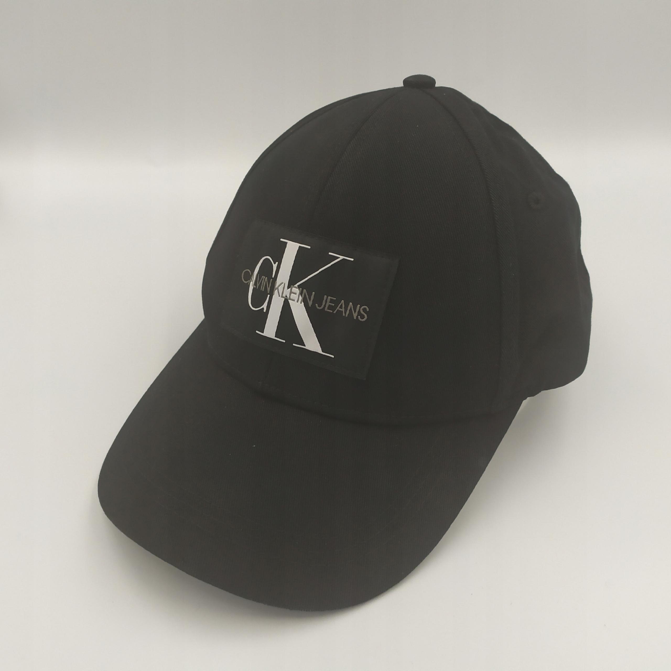 19 CALVIN KLEIN JEANS czapka z daszkiem