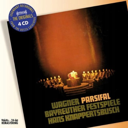 CD Wagner, R. - Parsifal Orch.Der Bayreuther Fests