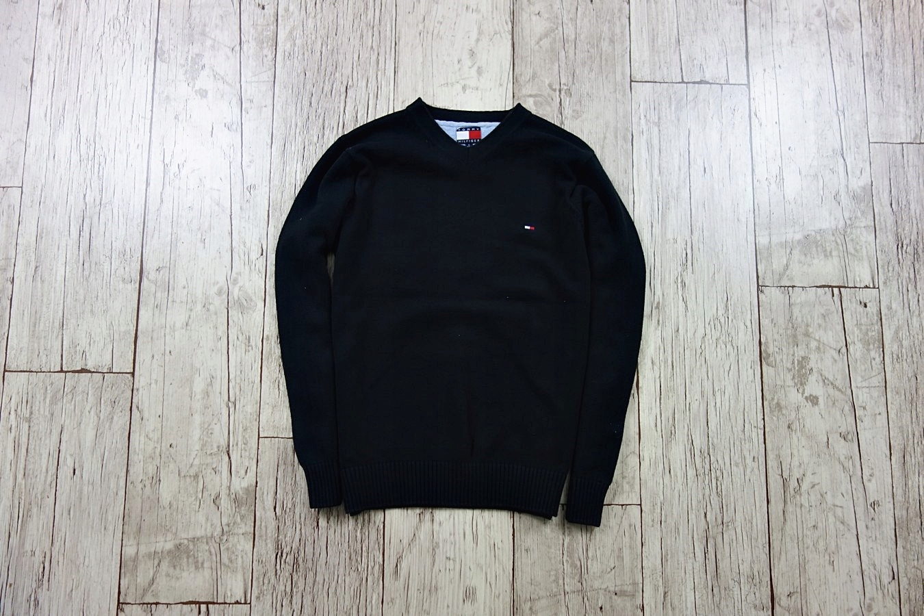 TOMMY HILFIGER SWETER LUXURY WEAR_S_