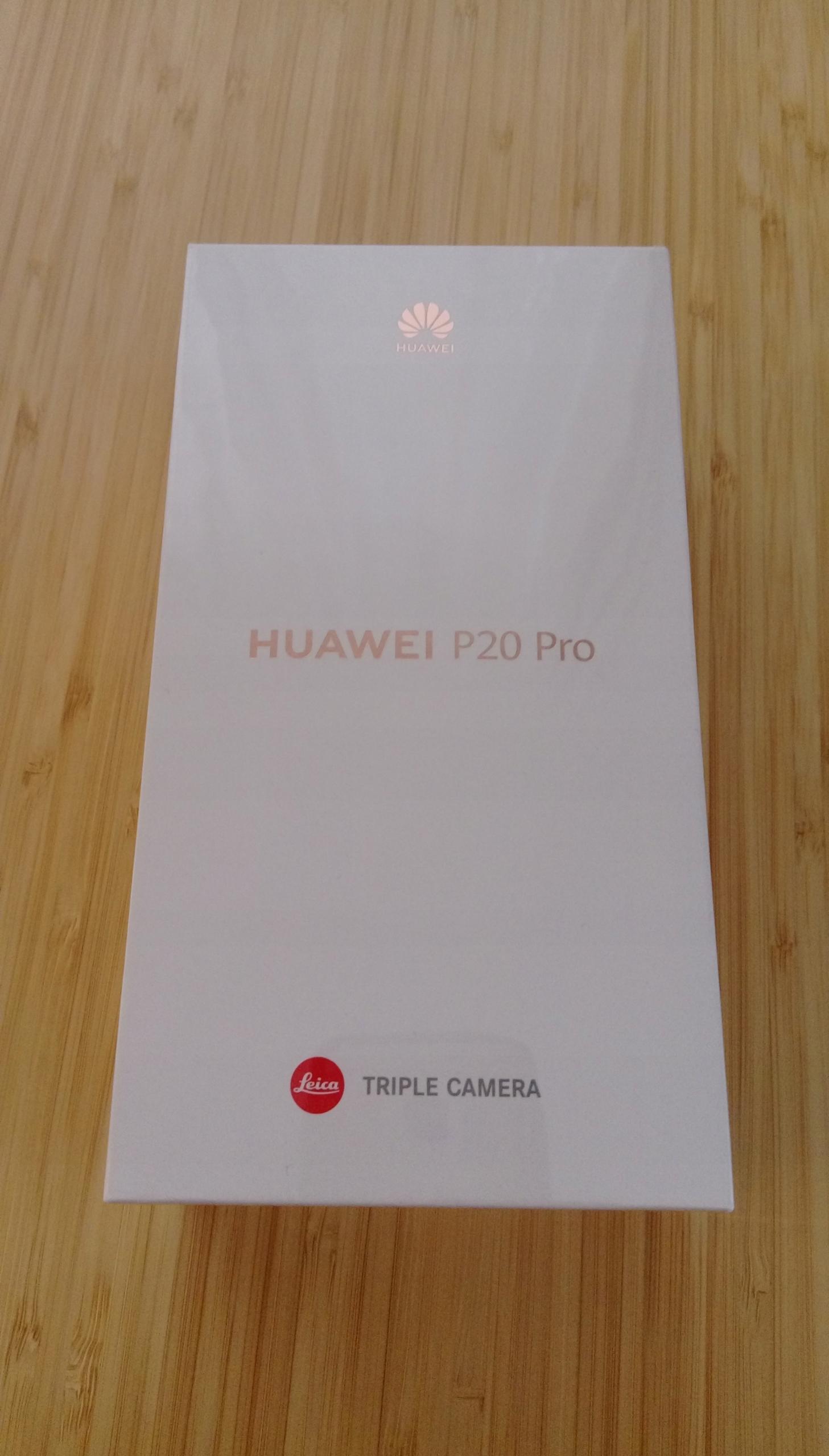 Huawei P20 Pro Nowy Zafoliowany z Orange Fioletowy
