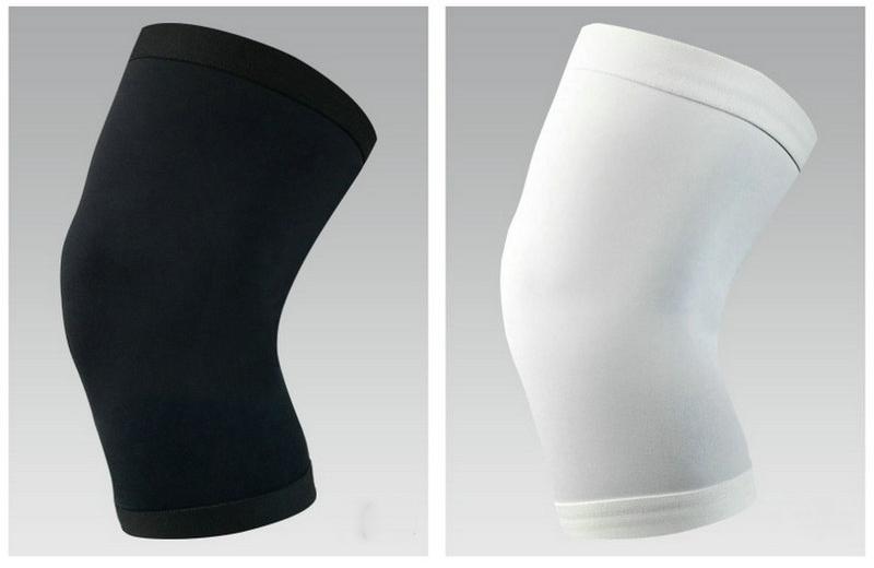 Ochraniacze kompresyjne na kolana czarne M-XL !!!